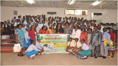 Communiqué of the 1st Annual General  Meeting and Scientific Conference of the Organization of Women in Science for Developing World, University of Nigeria, Nsukka Chapter, from 29th May – 1st June 2017